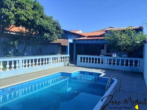 Casa Sao Domingos, Ca00447, Catanduva, Joao Miguel Corretor De Imoveis, Venda De Imoveis - Ca00447 - 68852510