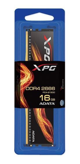 Memoria Ram Xpg Gamer Flame Ddr4 16gb 2666mhz 1x16