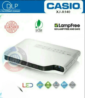 Casio Xj-a140v Laser/hibrid Proyector Hdmi Xga Igual Nuevo!!