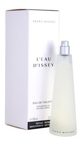 Perfume L´eau D´issey Feminino Edt 100ml Tester