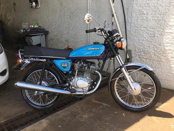 Honda Cg 125cc 1980