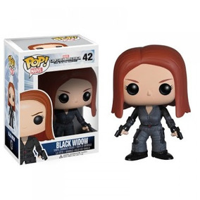 Funko Pop Black Widow 42 Raro Viúva Negra