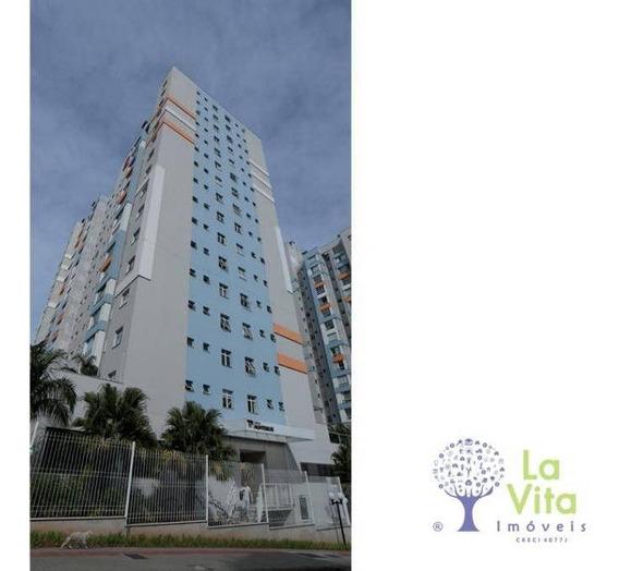 Apartamento Residencial Piaget Com 2 Dormitórios Sendo 1 Suite, Próximo A Furb, Bairro Itoupava Seca, Blumenau Sc - Ap0765