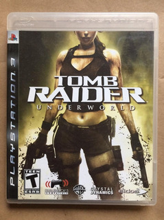 Tomb Raider Underworld Ps3. Envíos Todo Chile