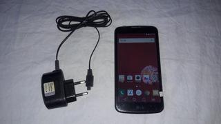 Celular Lg K10 Com Tv Dual Sim Funcionando (leia Descrição).
