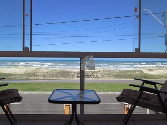 Casa Para Venda Na Avenida Beira Mar Praia De Atlântida Sul - Ca0126