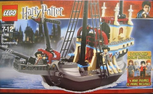 Lego Harry Potter El Barco Durmstrang Con 4 Figuras De Mercado Libre Okul tarihinin şüpheli bağlılıklara ya da kötü niyetli sihirbazlar idaresi. lego harry potter el barco durmstrang con 4 figuras de ch 376 990