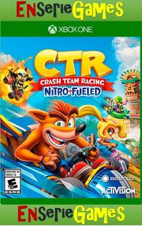 Crash Team Racing Nitro Xbox One