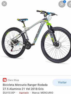 Bicicleta Ranger