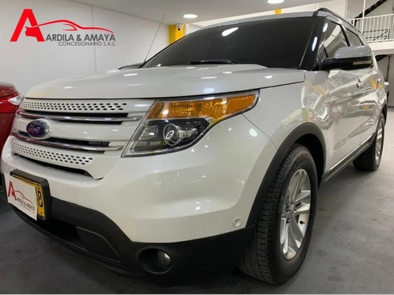 Ford Explorer Limited 3.500 C.c. At 8 Ab Fe 4x4 Sunroof 7psj