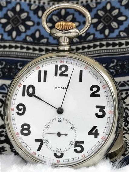 Cyma Militar 56mm - Conheça Nossos Relógios