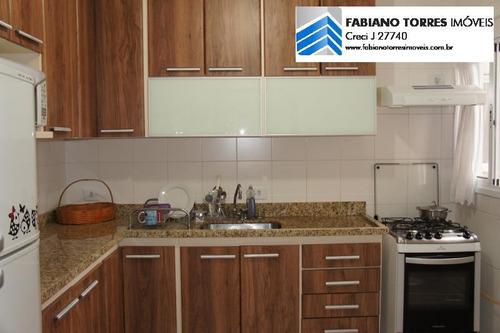 Apartamento Para Venda Em São Caetano Do Sul, Santa Maria, 2 Dormitórios, 1 Suíte, 1 Banheiro, 1 Vaga - 1391_2-570111