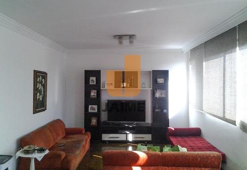 Apartamento Padrão Com 3 Dormitórios E 1 Vaga. - Ja13336
