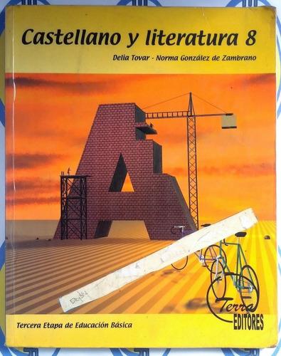 Castellano Delia Tovar Terra 8vo