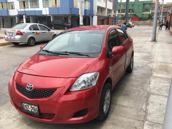 Toyota Yaris Basico