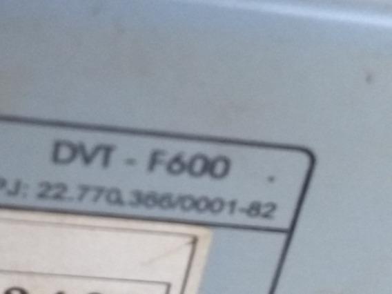 Placa Principal Dvd Tec Toy Dvt-f6000