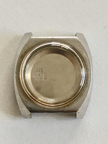 Imagen 1 de 3 de Caja De Reloj De Pulso Mido De Acero