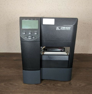 Impresora Zebra Zm 400