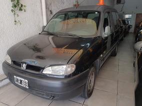 Peugeot Partner Urbana $70.000 Y Cuotas