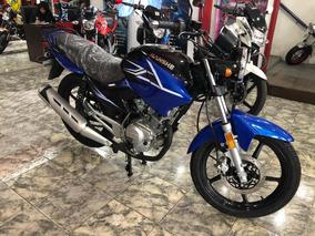 Jianshe 125cc 0km 4 Tiempos Color Azul Motoshop Ezeiza