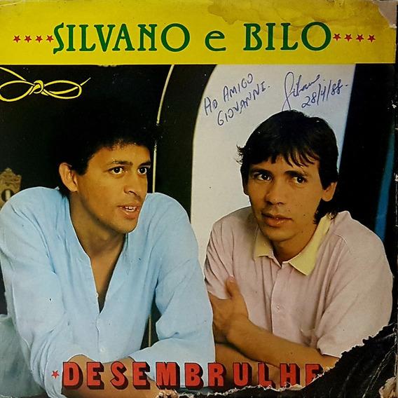 Compacto - Silvano E Bilo - Desembrulhe - 1986 ( 1584 ) - N