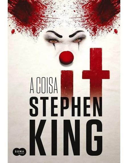 Livro - It: A Coisa Stephen King Novo Lacrado
