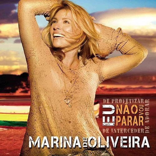 Cd Marina De Oliveira Eu Não Vou Parar