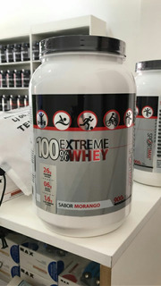 Whey 100% Extreme 900g Sabores