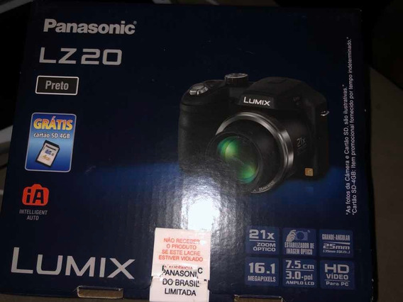 Panasonic Lz20 Semi Profissional