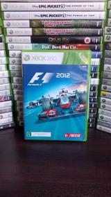 Fórmula 1 2012 - Xbox 360 Original Dublado Pt. Frete 12