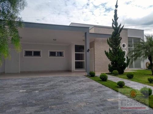 Casa Com 3 Dormitórios À Venda, 262 M² Por R$ 1.180.000,00 - Portal Das Estrelas I - Boituva/sp - Ca2229