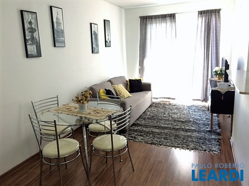 Imagem 1 de 15 de Apartamento - Alphaville - Sp - 499286