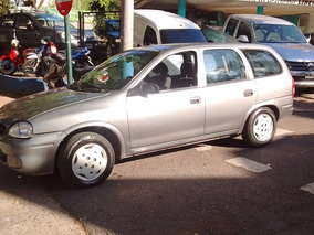 Chevrolet Corsa Wagon Con Gnc Anticipo + Cuotas