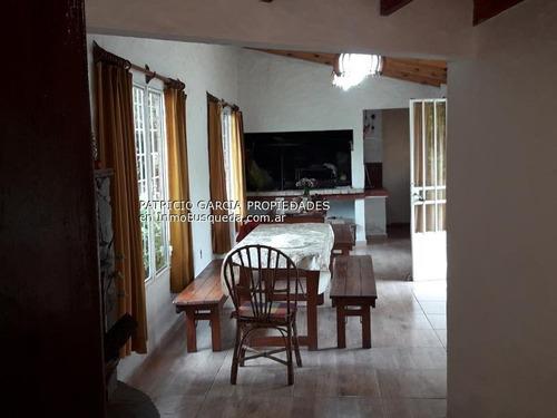 Casa En Venta En Villa Elisa Con Importante Lote De 8720m2