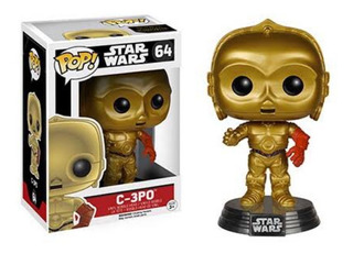 Funko Pop 13 C-3po Star Wars