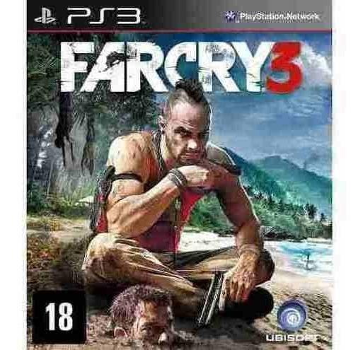 Far Cry 3 - Legendado Em Portugues - Jogos Ps3 Playstation 3