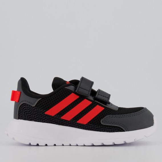 Tênis adidas Tensaur Run Infantil Preto