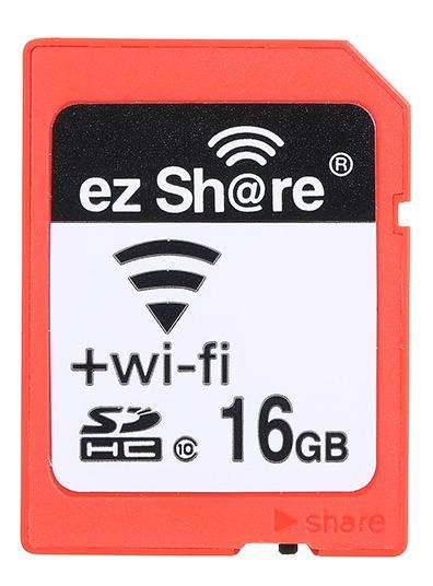 Ez Partilha Wifi Share Memory Cartão Sd Wireless Camera