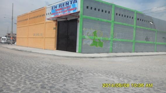 Bodega Y/o Local Con Tres Frentes Y Ubicado En Av Principal