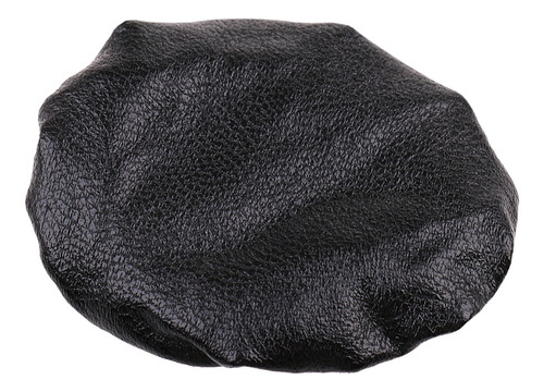 Imagen 1 de 12 de Escala 1/6 Sombrero De Boina De Cuero Pu Mujer Gorra Para 12