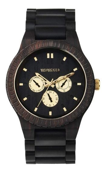 Relógio, Wewood, Kappa Black Ro