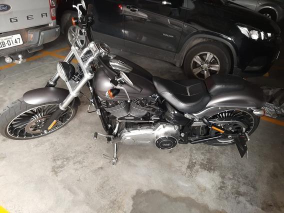 Harley-davidson Softail Breakout 2017