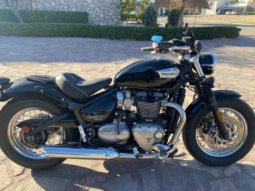 Imagen 1 de 7 de Motocicleta Triumph Speedmaster Bonneville