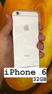 Celular iPhone 6 De 32g Gris