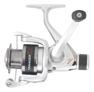 Reel Mitchell Tanager Rz 2000rd 4 Rulem 2 Carretes Peje