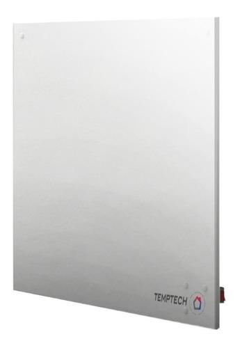 Imagen 1 de 1 de Calefactor eléctrico Panel Temptech 500 W