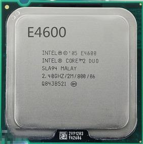 Processador Intel Core 2 Duo E4600 Cache 2.40ghz 800mhz