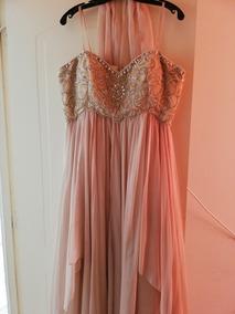 Vestido De Gala Exclusivo