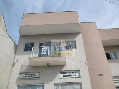 Sala Para Alugar, 70 M² - Centro - Sumaré/sp - Sa0209