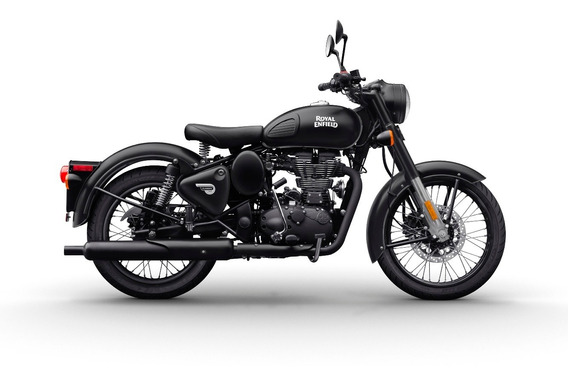 Royal Enfield Classic 500 Stealth Black 2020